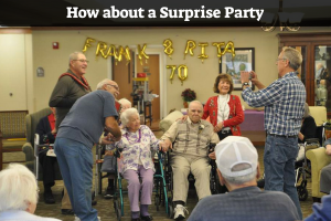How about a Surprise Party