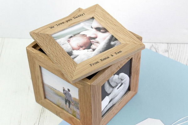 Keepsake Boxes for Family Memories