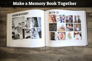 Make a Memory Book Together